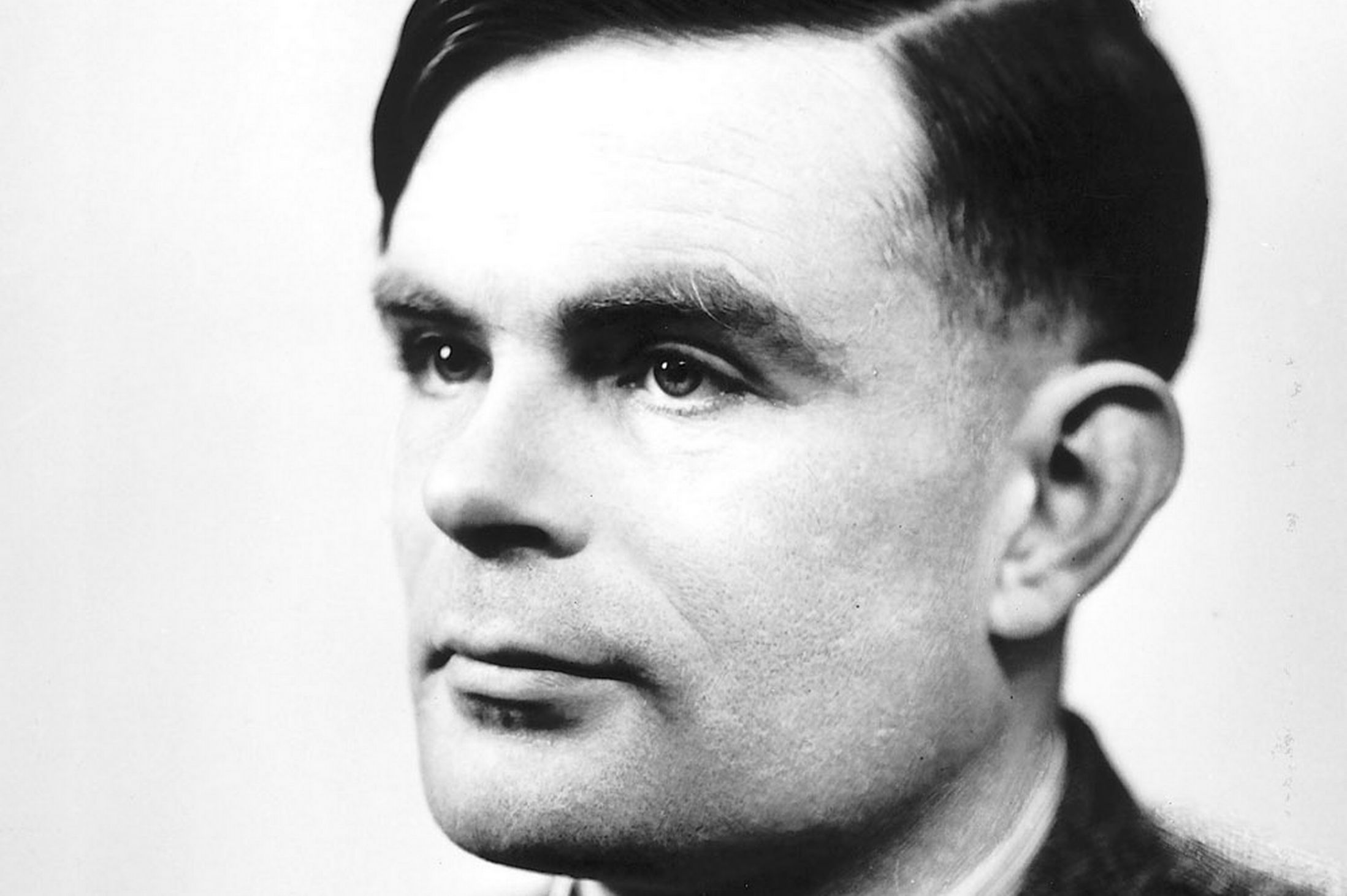Dr Alan Turing, the inventor of the computing machine. Every year, a test named after him is held to determine the best AI from around the world.